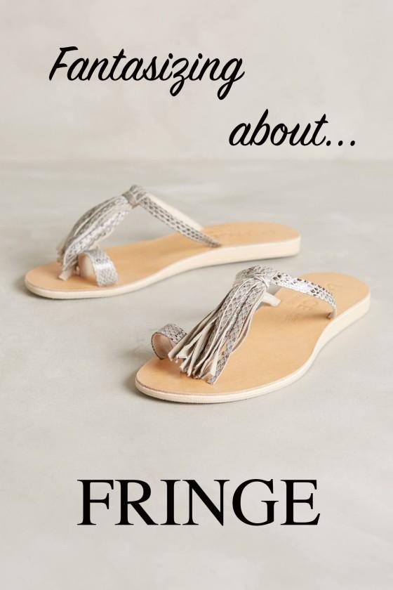 Fantasizing about Fringe